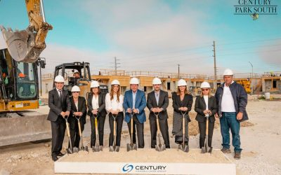 Century Homebuilders Group is pleased to announce the groundbreaking of Century Park South, a new construction community located in West Kendall.