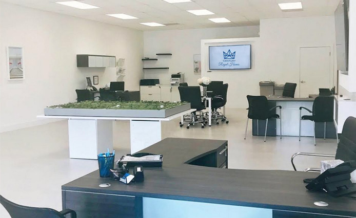 Century Homebuilders Group announces opening of new sales center in South Dade, Florida