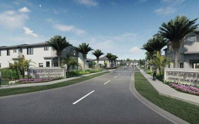 Century Homebuilders Group announces the launch of a new-construction community: Century Gardens South located in Southwest Miami-Dade.