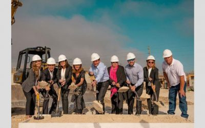 Century Homebuilders Group announces the groundbreaking of Century Square, a new construction, modern townhome community.